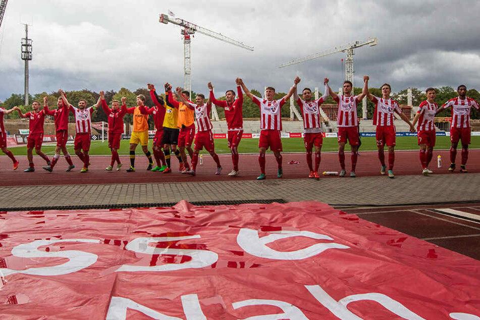 Letzte Saison jubelte RWE noch über einen Sieg gegen Mainz 05. Diesmal reichte es nur für ein Unentschieden.