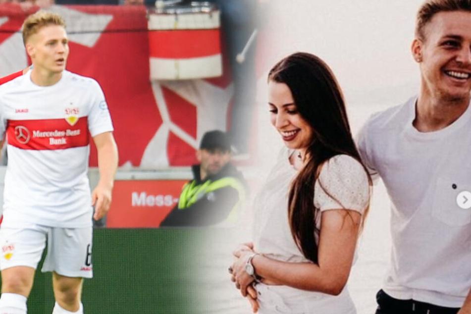 Spielerfrau schwanger: VfB-Star Santiago Ascacibar wird Papa