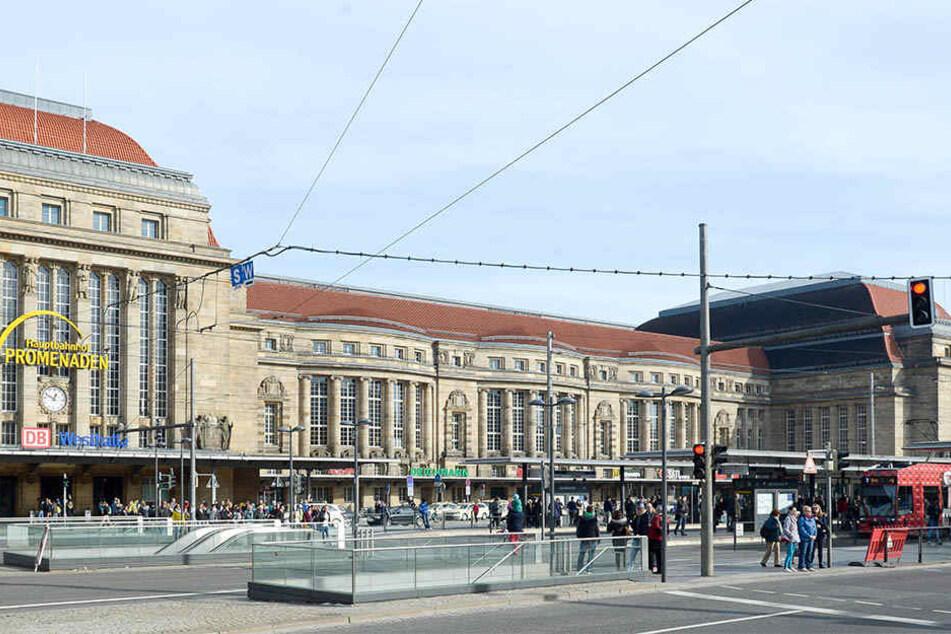Tunnel oder Autoverbot? Die Stadt Leipzig lässt beide Szenarien prüfen.