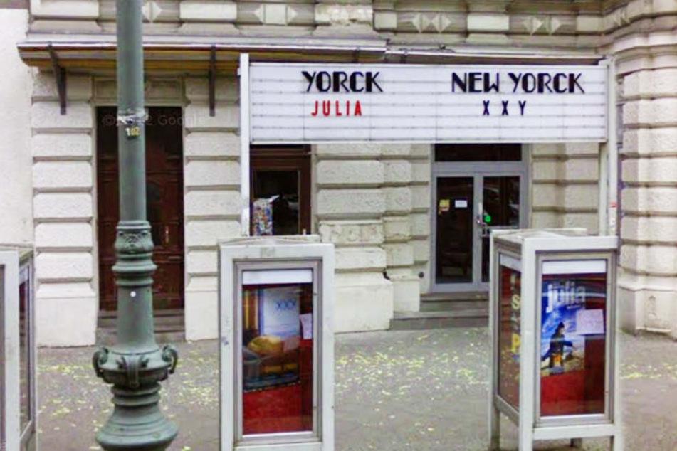 Neben dem Yorck Kino soll auch das denkmalgeschütze Ensemble