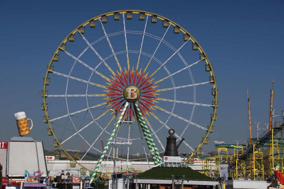 Rund 1,3 Millionen Besucher zählt das Frühlingsfest jährlich.