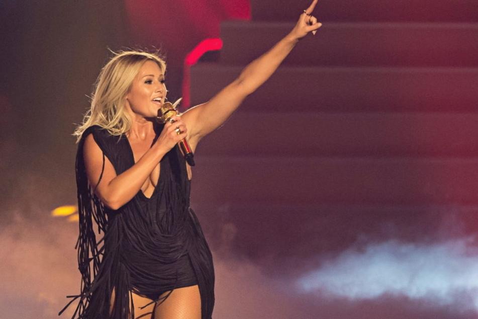 Helene Fischer (32) brachte erst kürzlich ihr neues Album raus und stürmte damit auf Platz 1 der Charts.