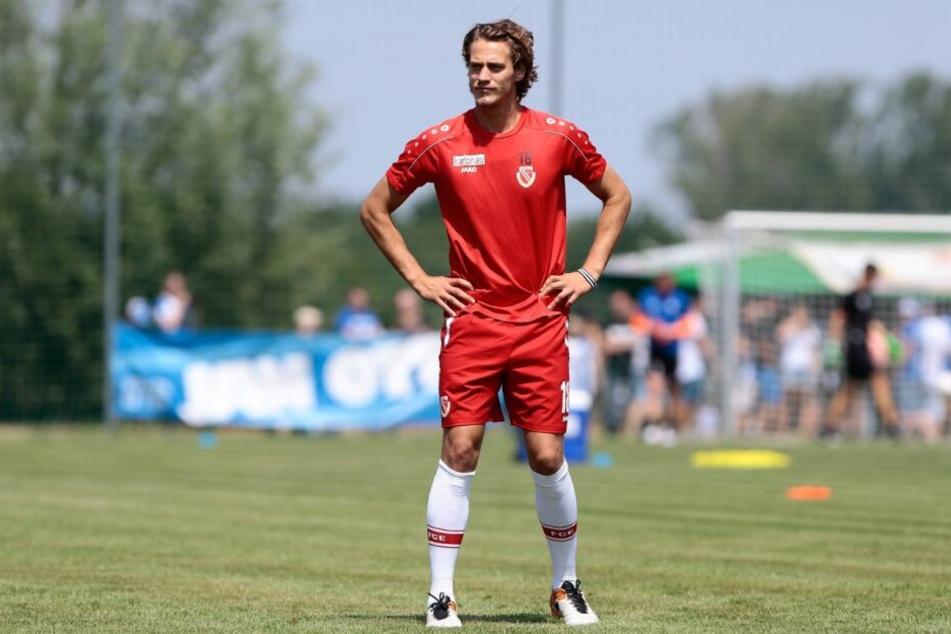 Daniel Stanese spielte unter anderem in Cottbus.