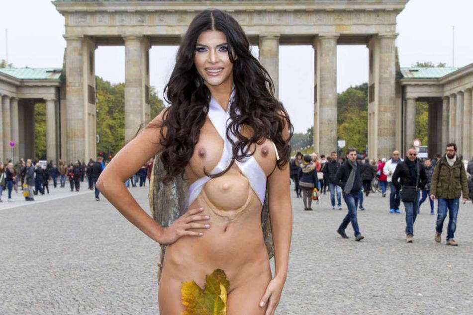 Macht sie jetzt ernst? Micaela Schäfer (34) will eine dritte Brust.