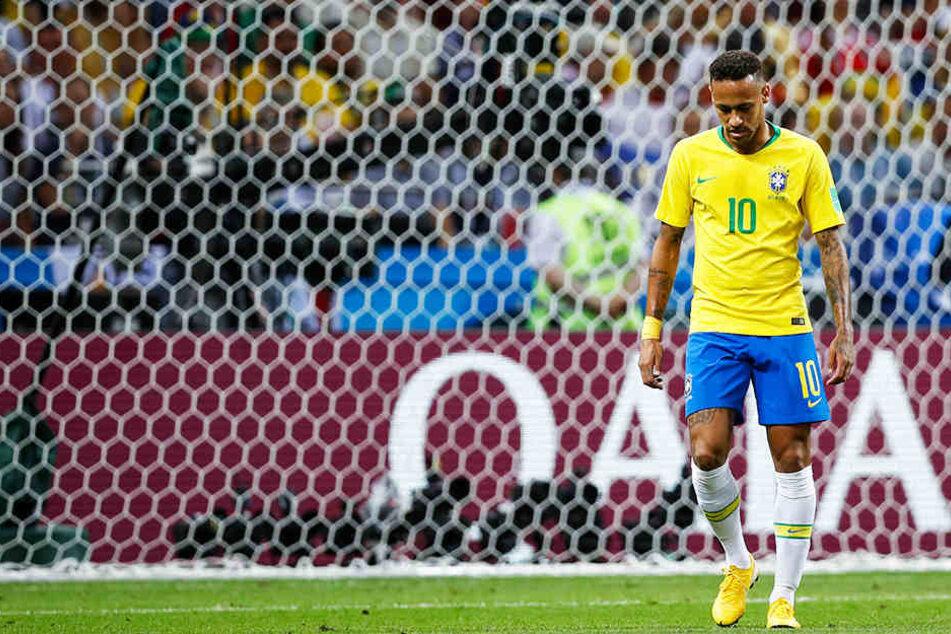 Wahl zum Weltfußballer: Neymar nicht dabei!