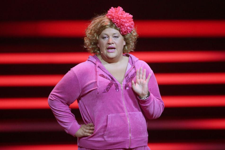 Jahrelang stand Ilka Bessin (47) als Cindy aus Marzahn auf der Bühne.