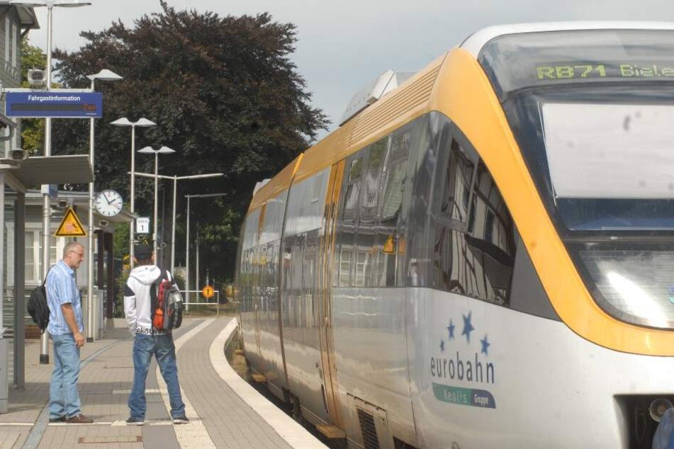 Wegen Warnstreiks bei der Eurobahn: Zahlreiche Zugausfälle in OWL