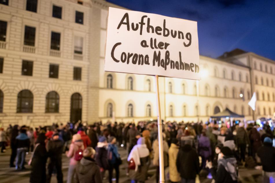 Verfassungsschutz sieht Gefahr für Demokratie durch Corona
