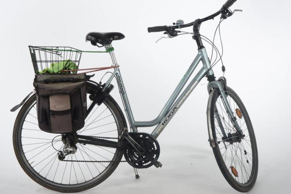 Wer hat etwas Verdächtiges in Zusammenhang mit diesem Fahrrad bemerkt?