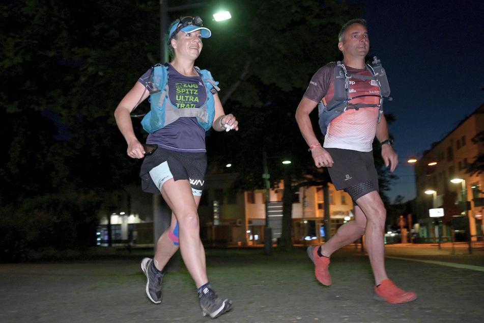 Extremsportlerin Saul rennt 250 Kilometer: Das ist der Grund