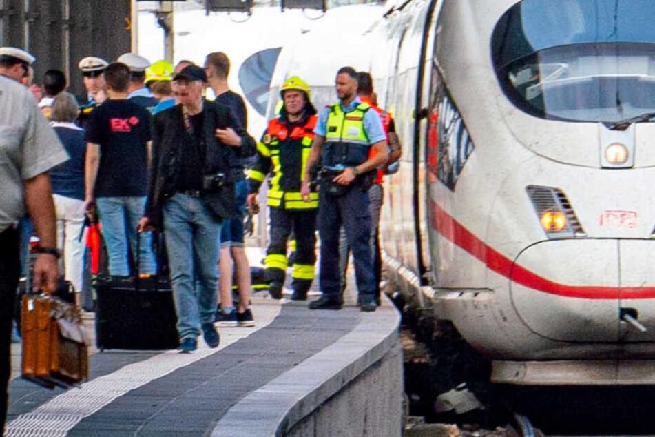 Junge (8) auf Gleise gestoßen und von ICE getötet: Keine Anklage gegen Täter?