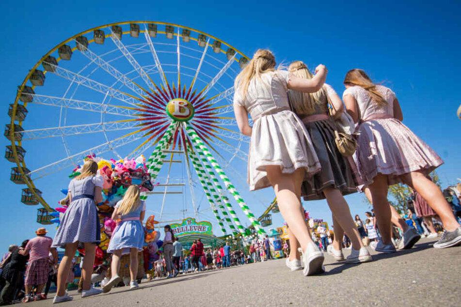 Hut ab! So viele Menschen kamen am Osterwochenende zum Frühlingsfest