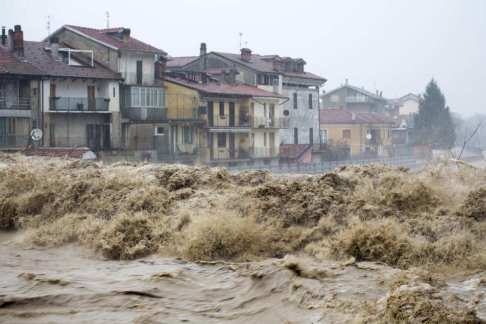 In Vietnam wurden zwei Dörfer von Betrunkenen unter Wasser gesetzt. (Symbolbild)
