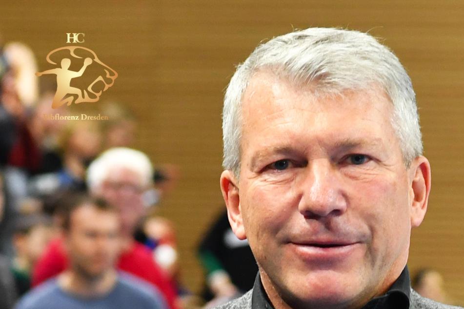 HC Elbflorenz: Boss Uwe Saegeling hat Probleme ohne Ende!