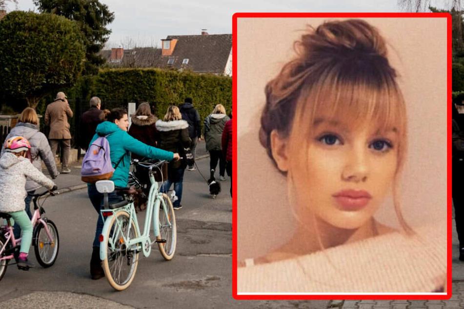 Suche nach Rebecca (15) geht weiter: Alle Fakten zum ungewöhnlichen Fall