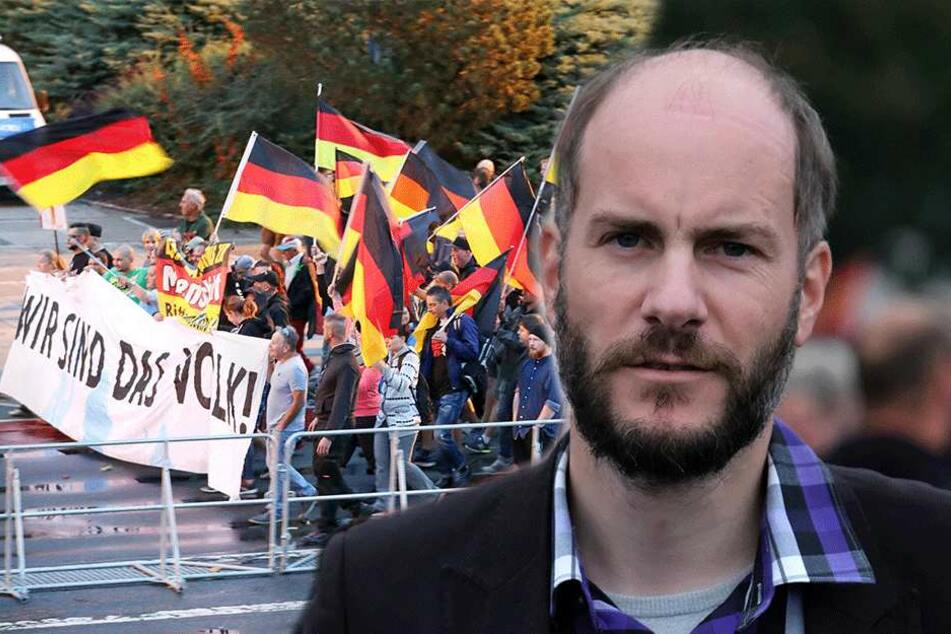 """""""Pro Chemnitz""""-Chef Martin Kohlmann im Visier des Verfassungsschutzes"""