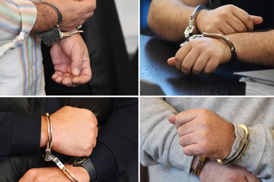 Die Zahl der verurteilten Straftäter in Bayern ist erheblich gestiegen.