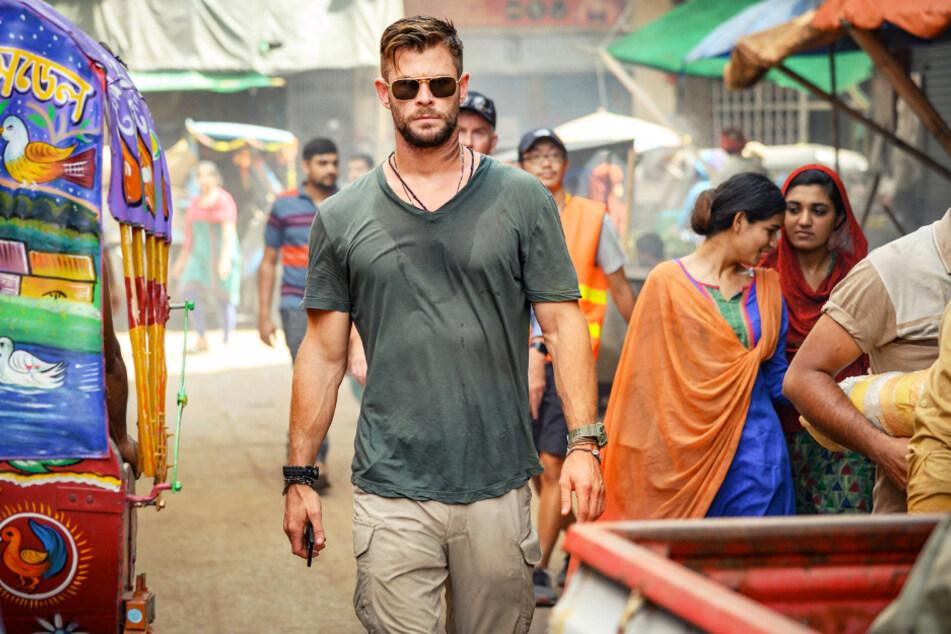 Tyler Rake (Chris Hemsworth) hat eine düstere Vergangenheit.
