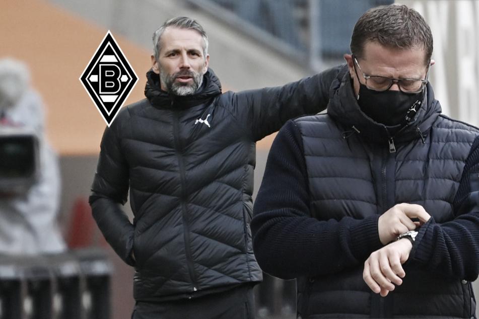 """Rose nach Mainz-Pleite unter Beschuss: Eberl mit """"konkreter Idee"""" zur Nachfolge"""