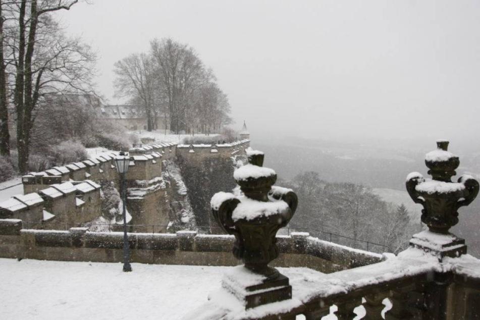 Vermisster Mann tot auf Festung Königstein entdeckt