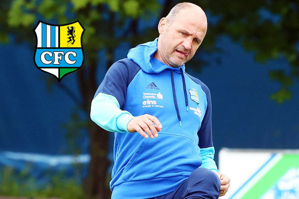 """CFC-Boss Ziffert: """"Handschrift des Trainers ist schon erkennbar"""""""