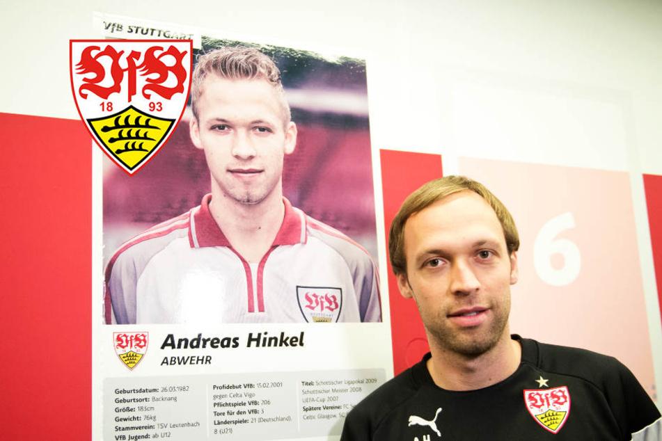 Das sagt der Ex-VfB-Star zu seiner Herausforderung als Interimstrainer