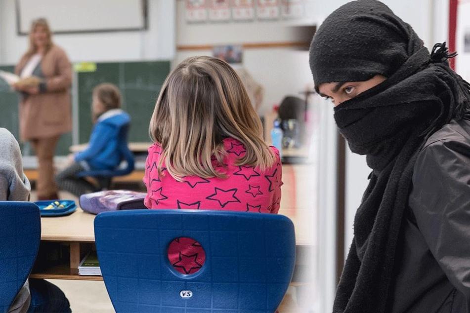 Erschreckend! Zunehmend islamistisch radikalisierte Grundschulkinder!