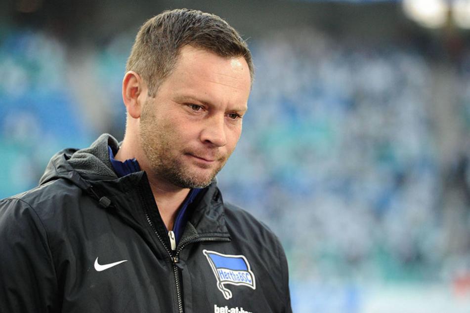 Hertha-Trainer Pal Dardai bestätigt: Auch in der Kabine der Mannschaft ist das Thema präsent.