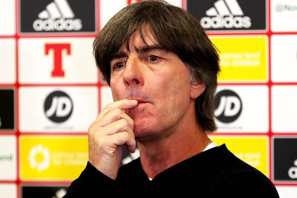 Momentan könnte Bundestrainer Joachim Löw einen erfahrenen Innenverteidiger wie Mats Hummels gut gebrauchen.