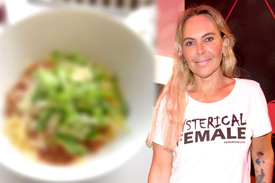 Natascha Ochsenknecht postet Klinik-Essen und wird angefeindet!
