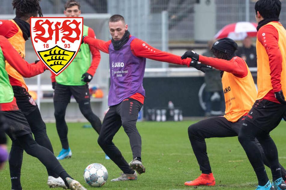 Nach der Walter-Depression: Beim VfB Stuttgart kehrt der Spaß zurück