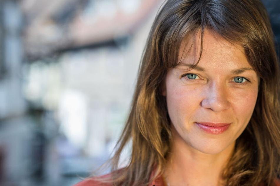"""Bei den Dreharbeiten fühlte sich Jessica Schwarz """"ein bisschen wie im Dschungelcamp""""."""