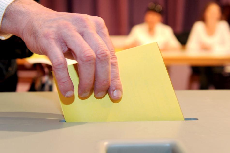 Wie werden die Wähler heute entscheiden? Vor allem in Crailsheim wird es spannend. (Symbolbild)