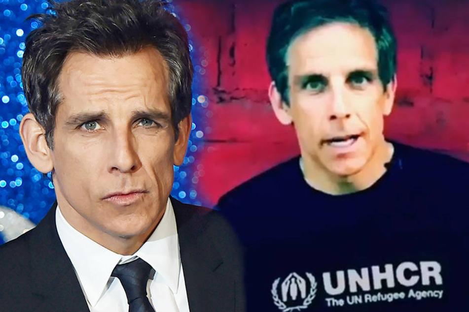 Ben Stiller unterstützte das UNHCR bereits seit 2016.