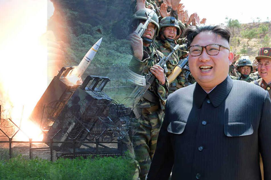 Nordkorea nutzt für die Beschaffung von Waffen offenbar auch ihre Botschaft in Berlin. (Symbolbild)