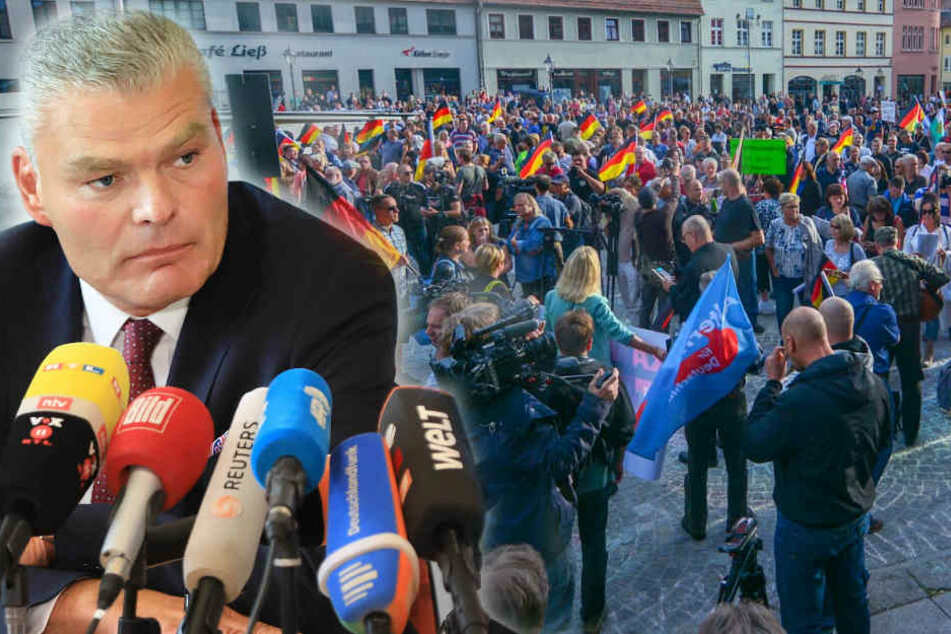 Stahlknecht: AfD macht Rechtsextremisten salonfähig