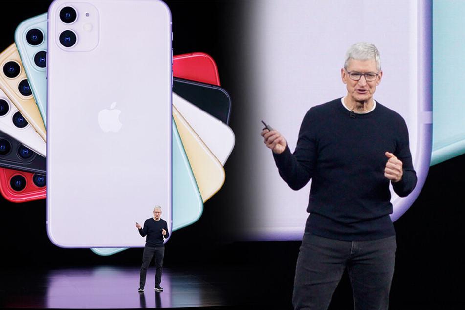 Apple stellt neue iPhone-Generation vor: Das sind die Neuerungen