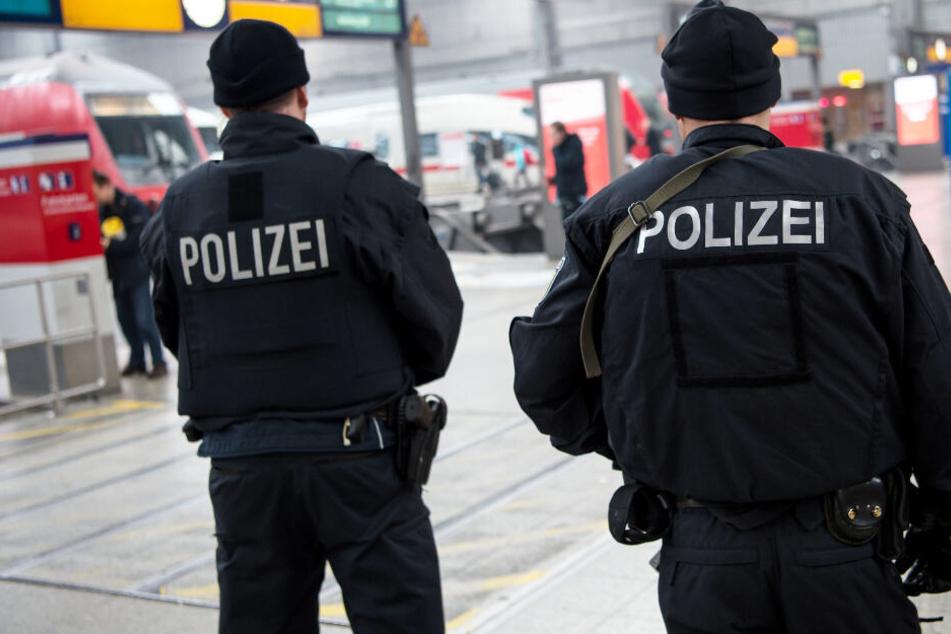 Ein Bundespolizist wurde bei einem Einsatz am Hauptbahnhof verletzt. (Symbolbild)