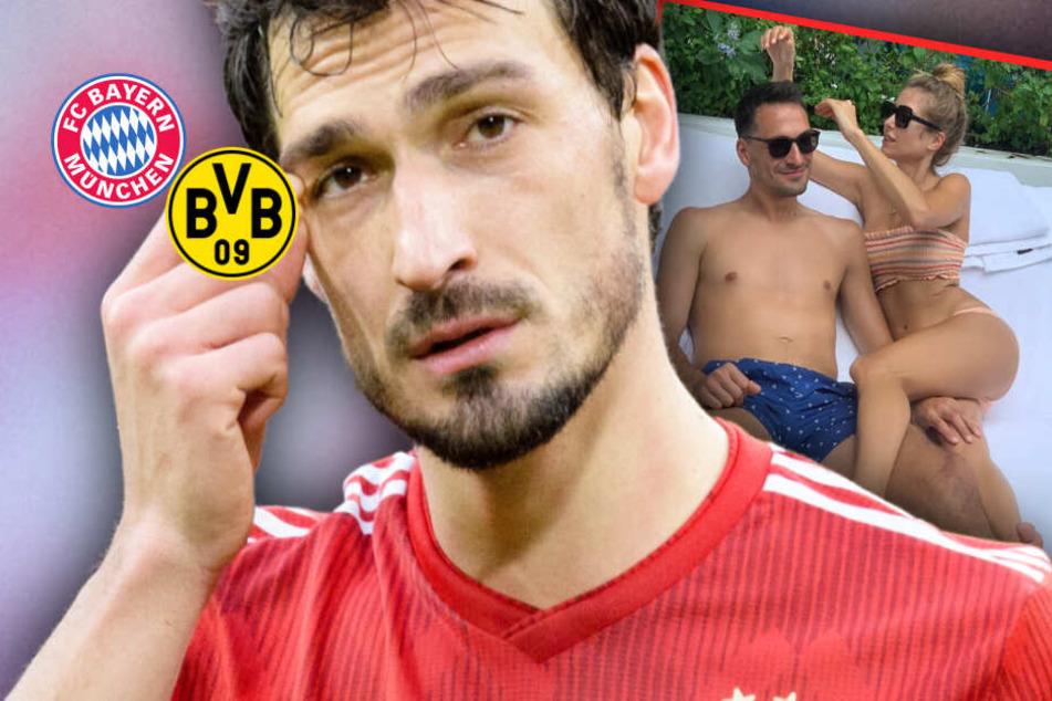 Bayerns Mats Hummels vor BVB-Wechsel: Cathy sorgt für Wirbel