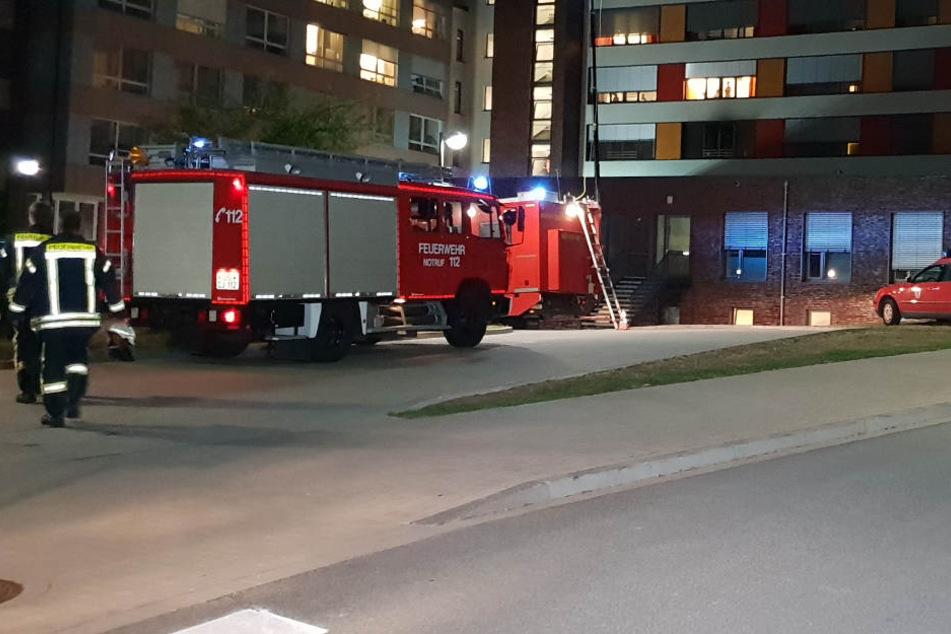 Die Feuerwehr konnte den 78-jährigen Patienten nicht mehr retten.