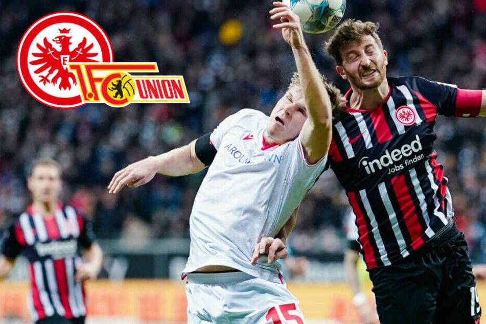 Schlimme Patzer im Montagsspiel: Union Berlin siegt bei Eintracht Frankfurt