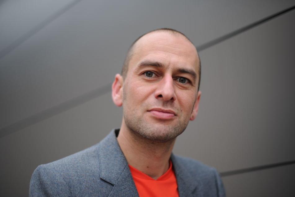 Der deutsch-italienische Mafia-Experte und Journalist Sandro Mattioli.