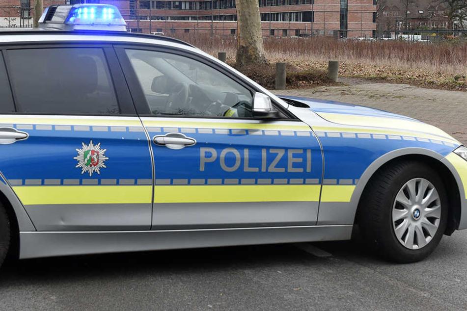Die Polizei in Gelsenkirchen sucht fieberhaft nach dem Täter. (Symbolbild).