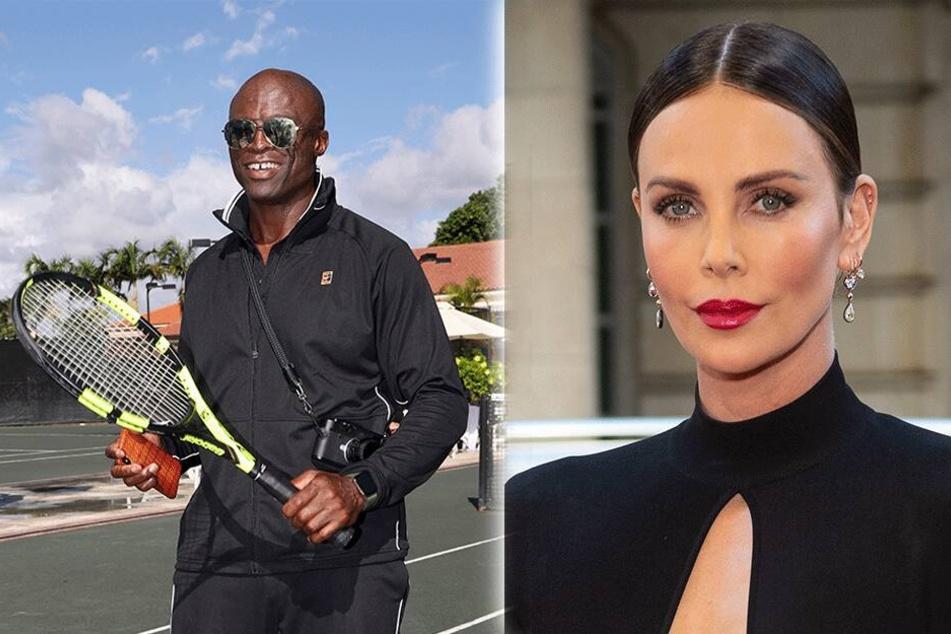 Werden Schauspielerin Charlize und Sänger Seal wirklich fest zusammenkommen?