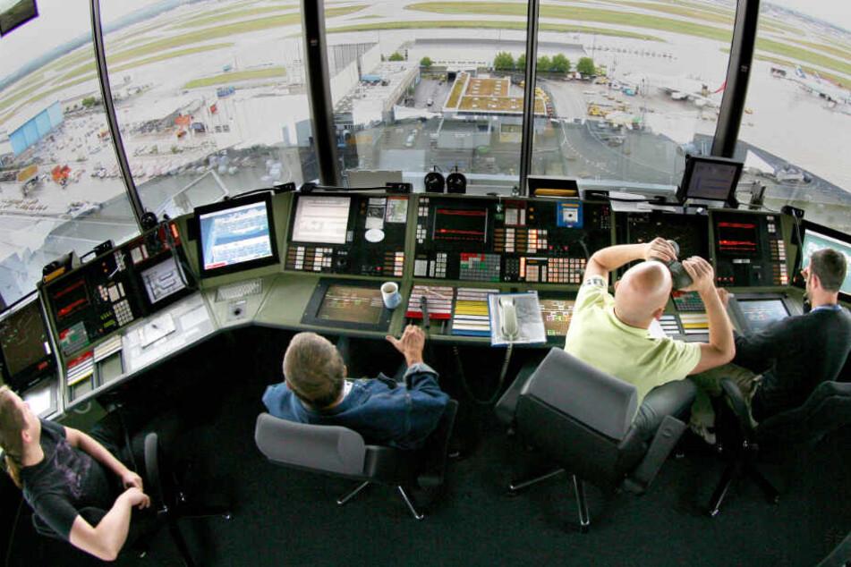 Software-Problem bei Flugsicherung: Flugverkehr stark eingeschränkt!