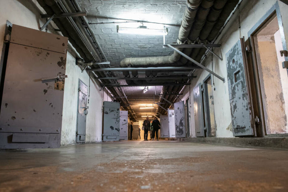 Auch im ehemaligen Stasi-Gefängnis in Hohenschönhausen wird der Film gedreht. (Archivbild)