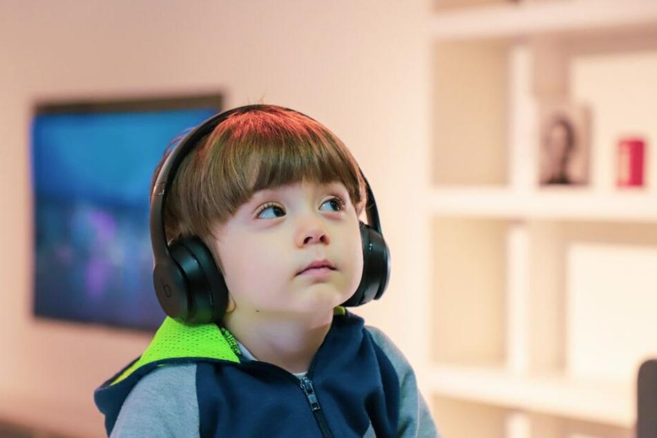 Schon die Kleinsten haben häufig Zugriff auf Streamingportale.