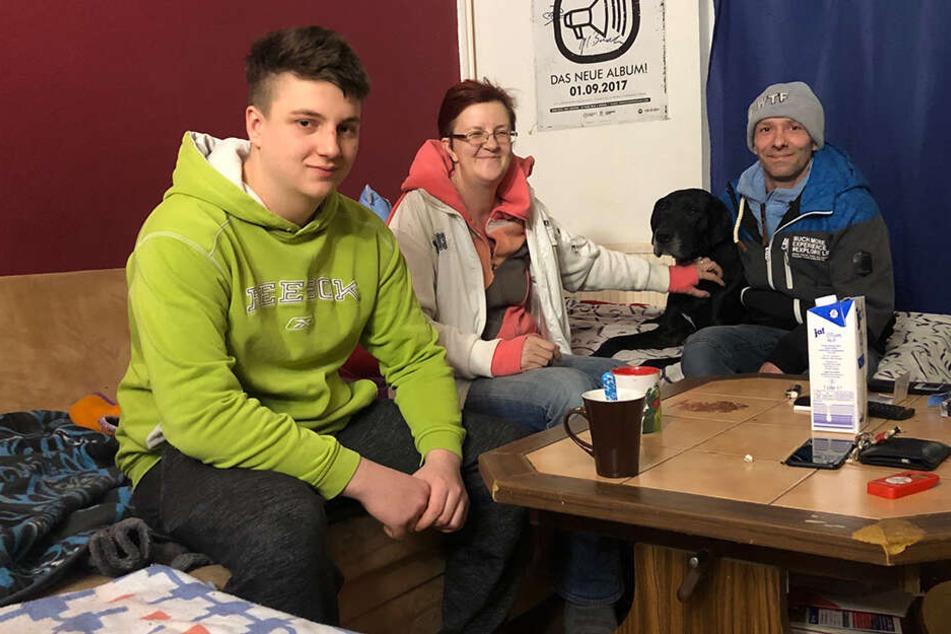 Sie sind wieder da: Chemnitzer Hartz-IV-Paar jammert wieder im TV