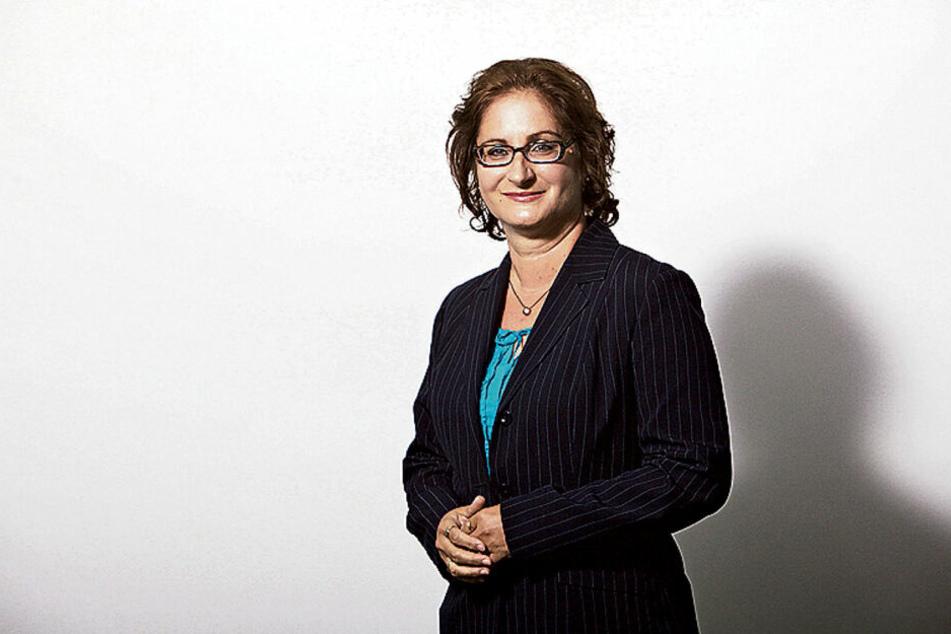 VZS-Finanzchefin Andrea Heyer.