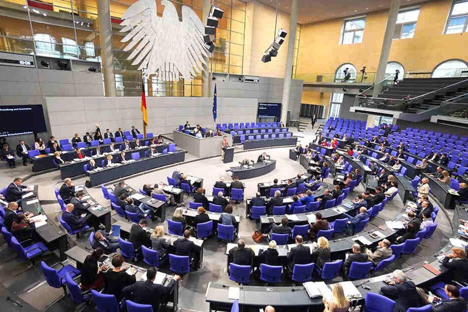 Im Parlament mangle es an Frauen